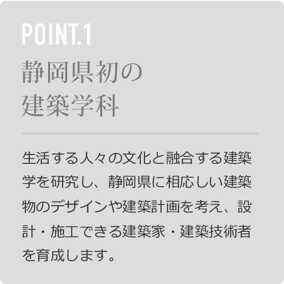 静岡県初の建築学科